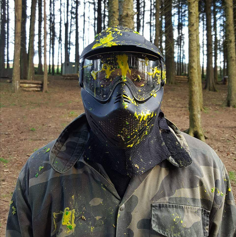 cornwall paintball
