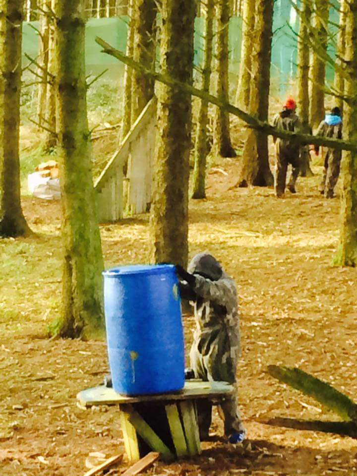 paintball penzance